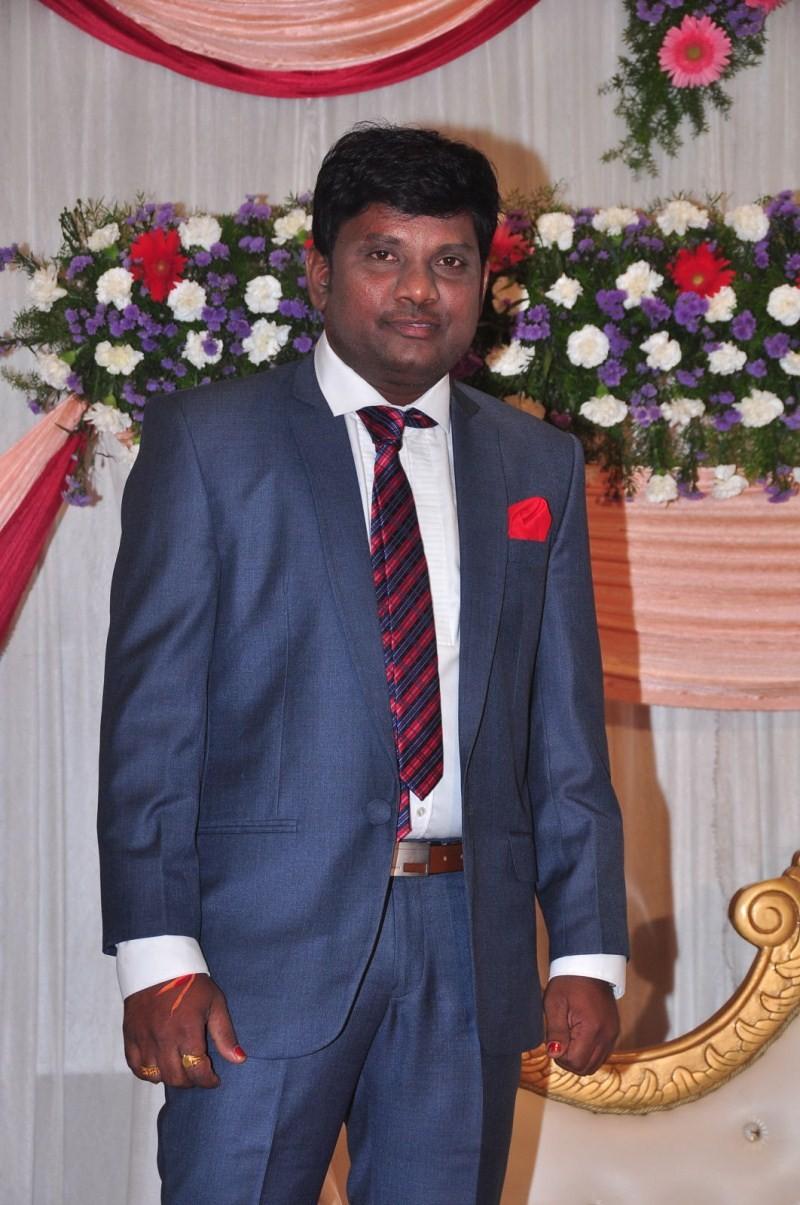 Thagubothu Ramesh Wedding Reception