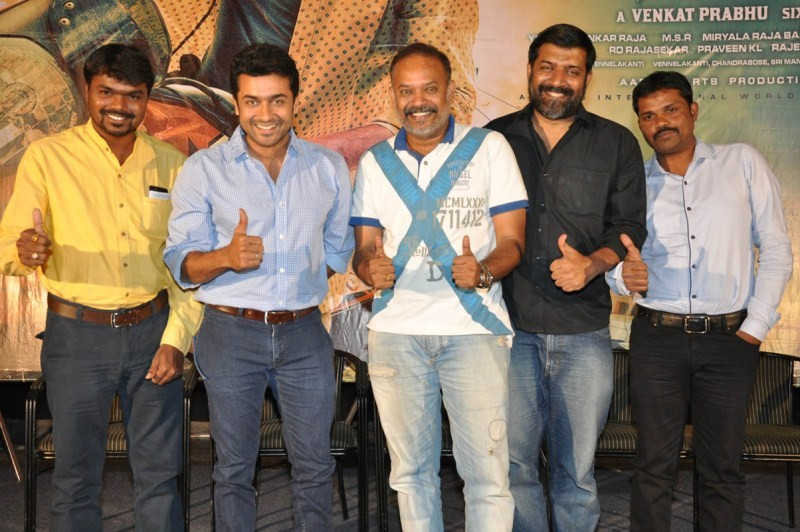 Rakshasudu Success meet,Masss Success meet,Rakshasudu,masss,Massu Engira Masilamani,Venkat Prabhu,Suriya,Suriya at Rakshasudu Success meet,Suriya at masss Success meet