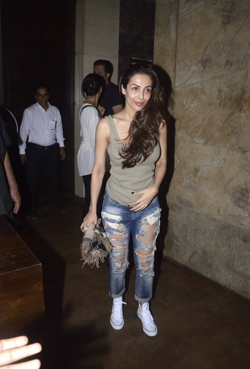 Celebs at Dil Dhadakne Do Special Screening at lightbox