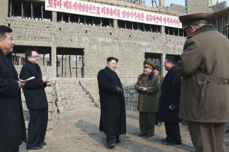 Kim Jong Un Inspects New Wonsan Baby Home And Orphanage,Kim Jong,North Korean leader Kim Jong,New Wonsan Baby Home and Orphanage,Wonsan Baby Home and Orphanage,Orphanage,baby home