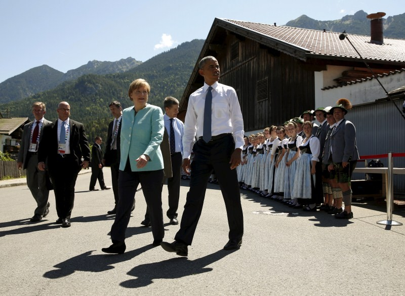 G7 Summit,g7 summit 2015,g7 summit countries,g8 summit,40th G7 summit,Vladimir Putin,Obama,Barack Obama,Merkel,David Cameron,G7 Summit pics,G7 Summit images,G7 Summit photos,G7 Summit stills