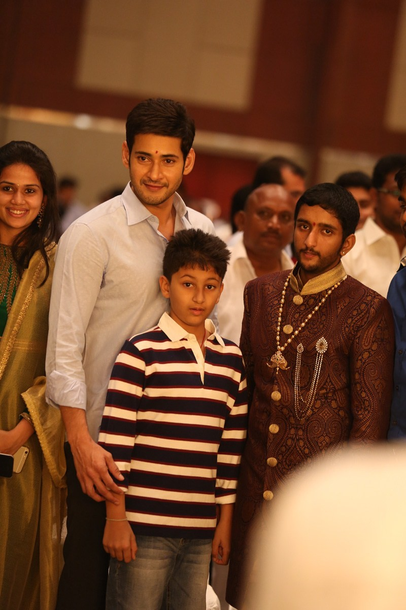 Celebs at Mahesh Babu Cousin Engagement Photos,Celebs at Mahesh Babu Cousin Engagement,Mahesh Babu Cousin Engagement Photos,Mahesh Babu,actor Mahesh Babu