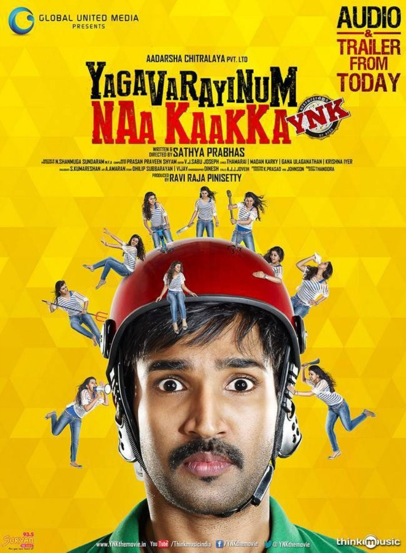 Yagavarayinum Naa Kaakka Watch And Download Full Movie Dual Audio HD