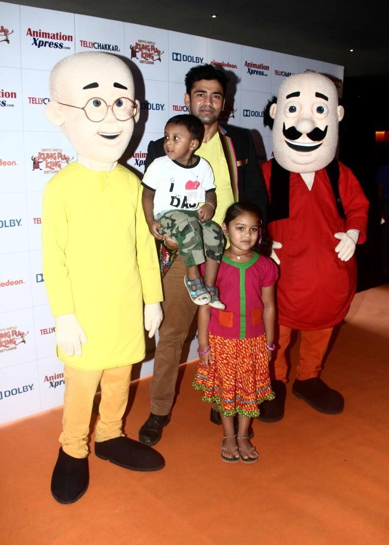Motu Patlu,Motu Patlu Special Screening,Motu Patlu Special Screening pics,Motu Patlu Special Screening images,Motu Patlu Special Screening photos,Motu Patlu Special Screening stills,Motu Patlu Special Screening Pictures
