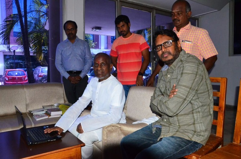 Ilayaraja Launches Rudhramadevi Trailer,Rudhramadevi Trailer,Rudhramadevi Trailer Launch,Ilayaraja,Music Maestro Ilayaraja,Rudhramadevi Trailer pics,Rudhramadevi Trailer images,Rudhramadevi Trailer photos,Rudhramadevi Trailer stills,Rudhramadevi Trailer p