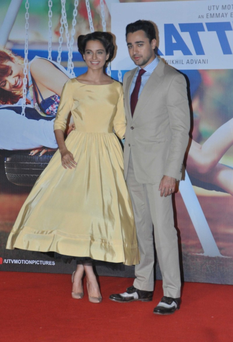 Katti Batti Trailer Launch,Katti Batti,bollywood movie Katti Batti,Imran Khan,Kangana Ranaut,Katti Batti Trailer Launch pics,Katti Batti Trailer Launch images,Katti Batti Trailer Launch photos,Katti Batti Trailer Launch stills,Katti Batti Trailer Launch p