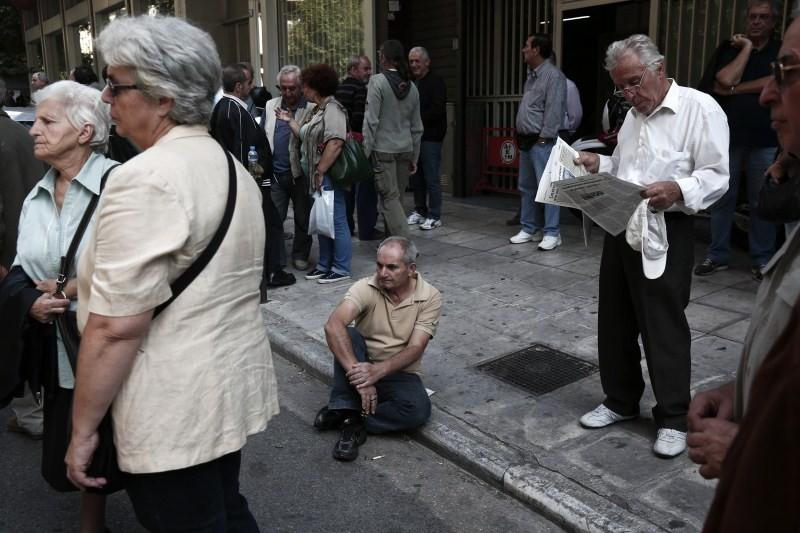Greece's Pension Problem,Greece Pension Problem,Pension Problem,Greek Pension System,European Pensions,Greece's generous pensions,Greece's Pension System