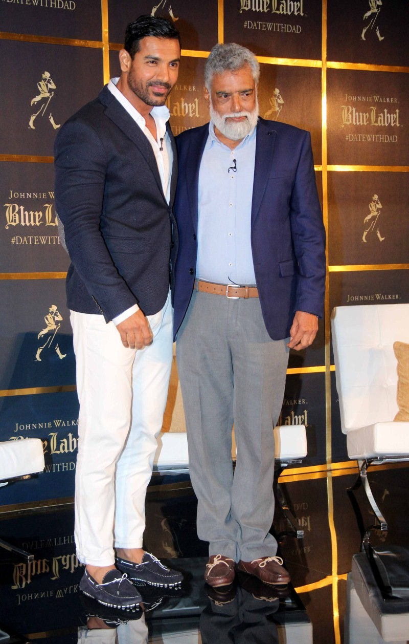 John Abraham,John Abraham at Johnny Walker blue label,DATE WITH DAD Event,DATE WITH DAD,Johnny Walker blue label,actor John Abraham,John Abraham pics,John Abraham images,John Abraham photos,John Abraham stills