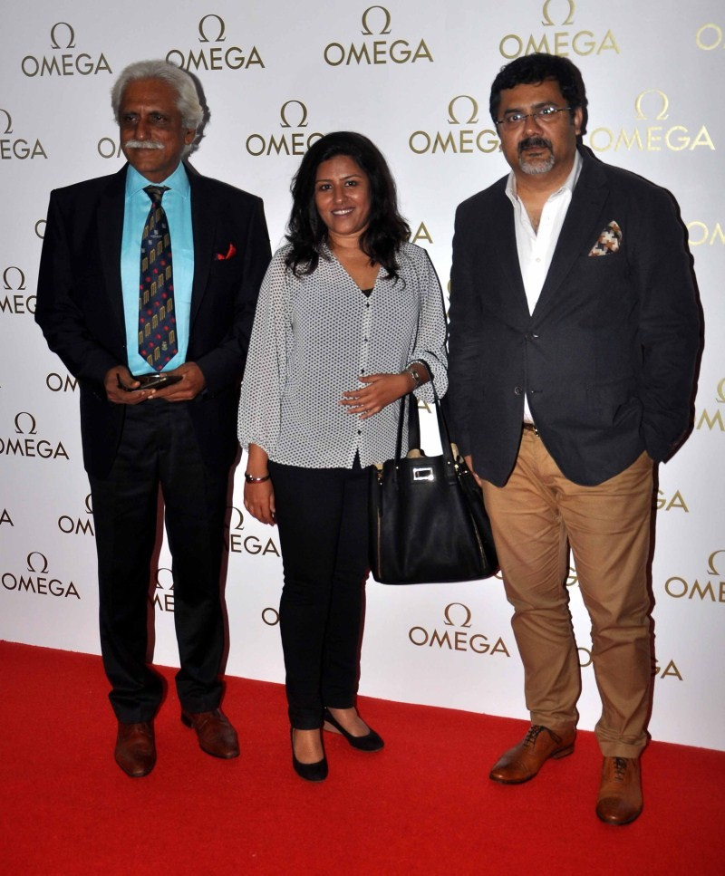 Omega Constellation Pluma Collection,Launch Party of Omega Constellation Pluma Collection,Pluma Collection,Abhishek Bachchan,Cindy Crawford