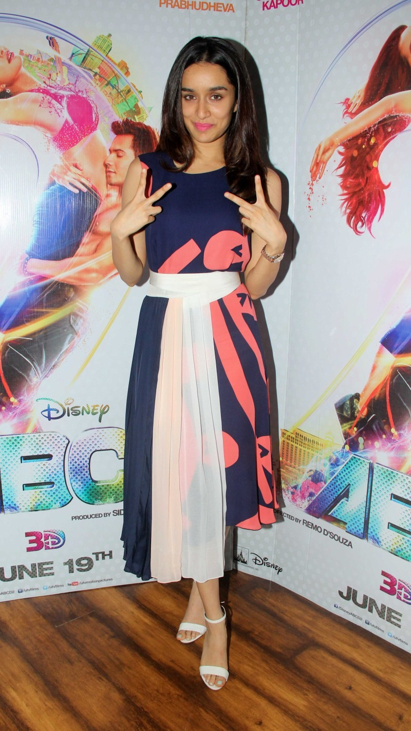 Shraddha Kapoor,Shraddha Kapoor promotes Any Body Can Dance 2 Movie,Any Body Can Dance 2,ABCD 2,Any Body Can Dance 2 Movie Promotion,ABCD 2 Movie Promotion,Shraddha Kapoor pics,Shraddha Kapoor images,Shraddha Kapoor photos,Shraddha Kapoor hot pics,Shraddh