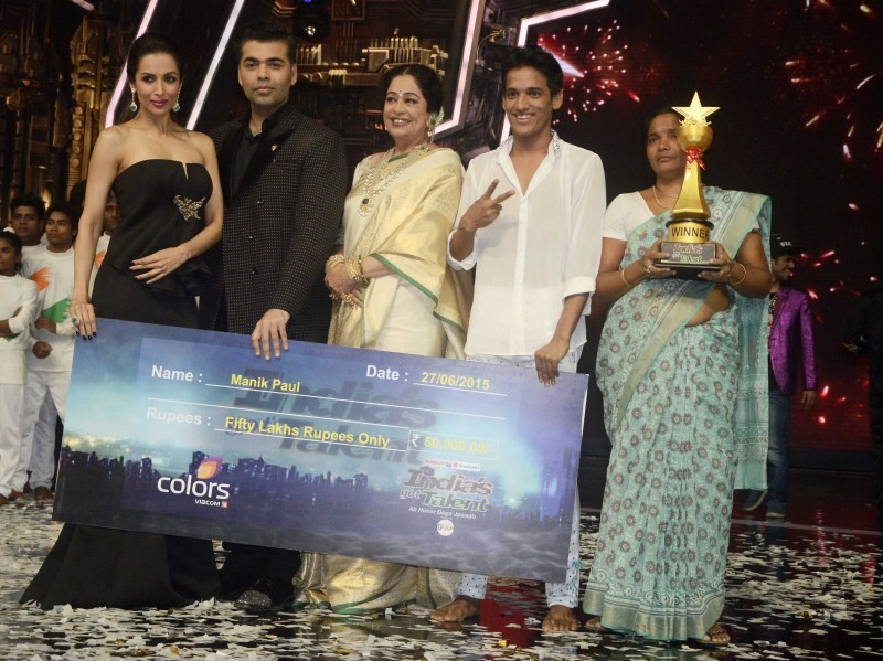 India's Got Talent,India's Got Talent season 6 Grand Finale,India's Got Talent season 6,Manik Paul,India's Got Talent Grand Finale