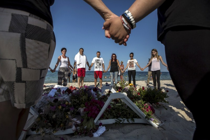Tunisia Attack,Tunisia Beach Attack,Beach Attack,beach hotel,Islamic State,Tunisia,Tunisia hotel attack,Tunisia beach terror attack,Terror on the beach,Imperial Marhaba resort,Imperial Marhaba