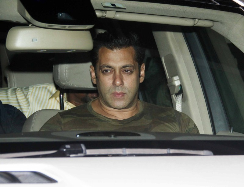 Salman Khan,actor Salman Khan,Salman Khan snapped at Lightbox,Salman Khan pics,Salman Khan images,Salman Khan photos,Salman Khan stills,Salman Khan pictures,Salman Khan new pics