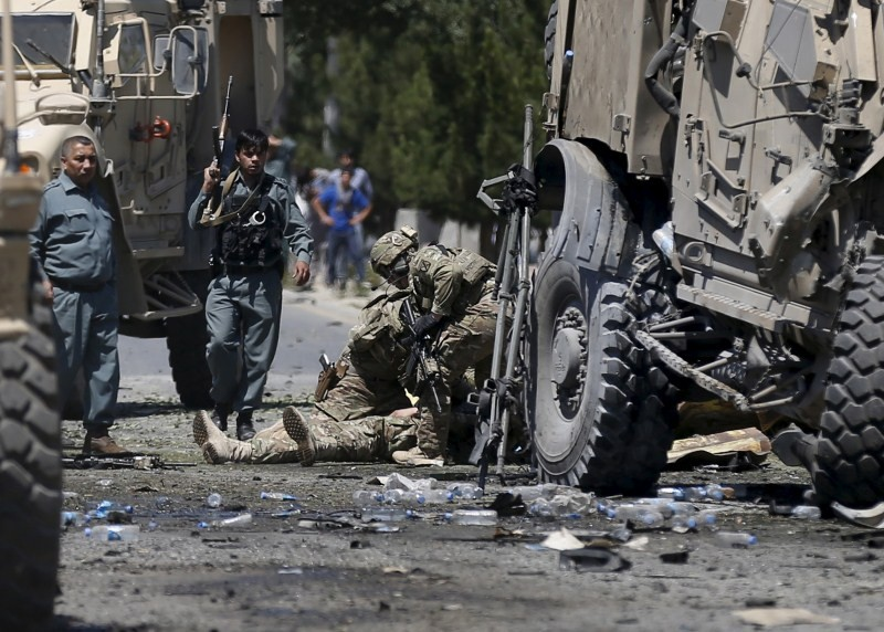 Huge Explosion hits Kabul,Kabul,bomb blast,Kabul bomb blast,Blast on road to Kabul Airport,US Embassy,Kabul Supreme Court,Kabul bombing,foreign troops,Terror Attack,Kabul terror attack