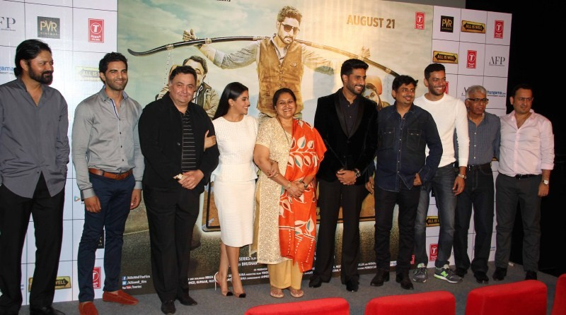 All is Well Trailer Launch,All is Well,bollywood movie All is Well Trailer Launch,All is Well Trailer Launch pics,All is Well Trailer Launch images,All is Well Trailer Launch photos,All is Well Trailer Launch stills,All is Well Trailer Launch pictures,asi