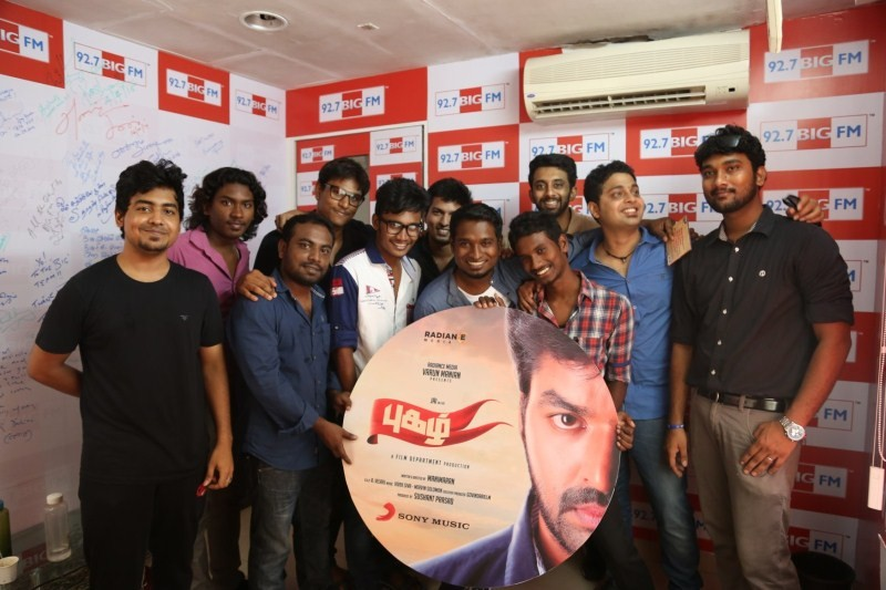 Pugazh Audio launch,Pugazh,Pugazh Audio Unveiled by Director Vetrimaran at Big FM,Pugazh audio,Pugazh music launch,Pugazh audio launch pics,Pugazh audio launch images,Pugazh audio launch photos,Pugazh audio launch stills