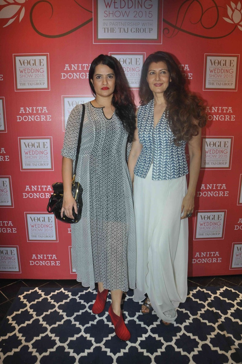 Vogue Wedding Show 2015,Wedding Show,Announcement of 'Vogue Wedding Show 2015' at Anita Dongre's new store,Vogue,Anita Dongre