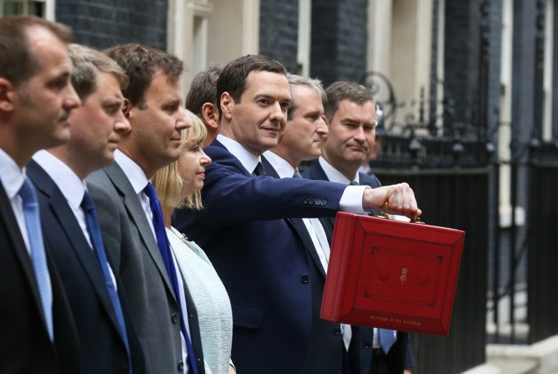 Budget 2015,Britain's Chancellor George Osborne,George Osborne,pre-election Package,budget case,george osborne's budget 2015