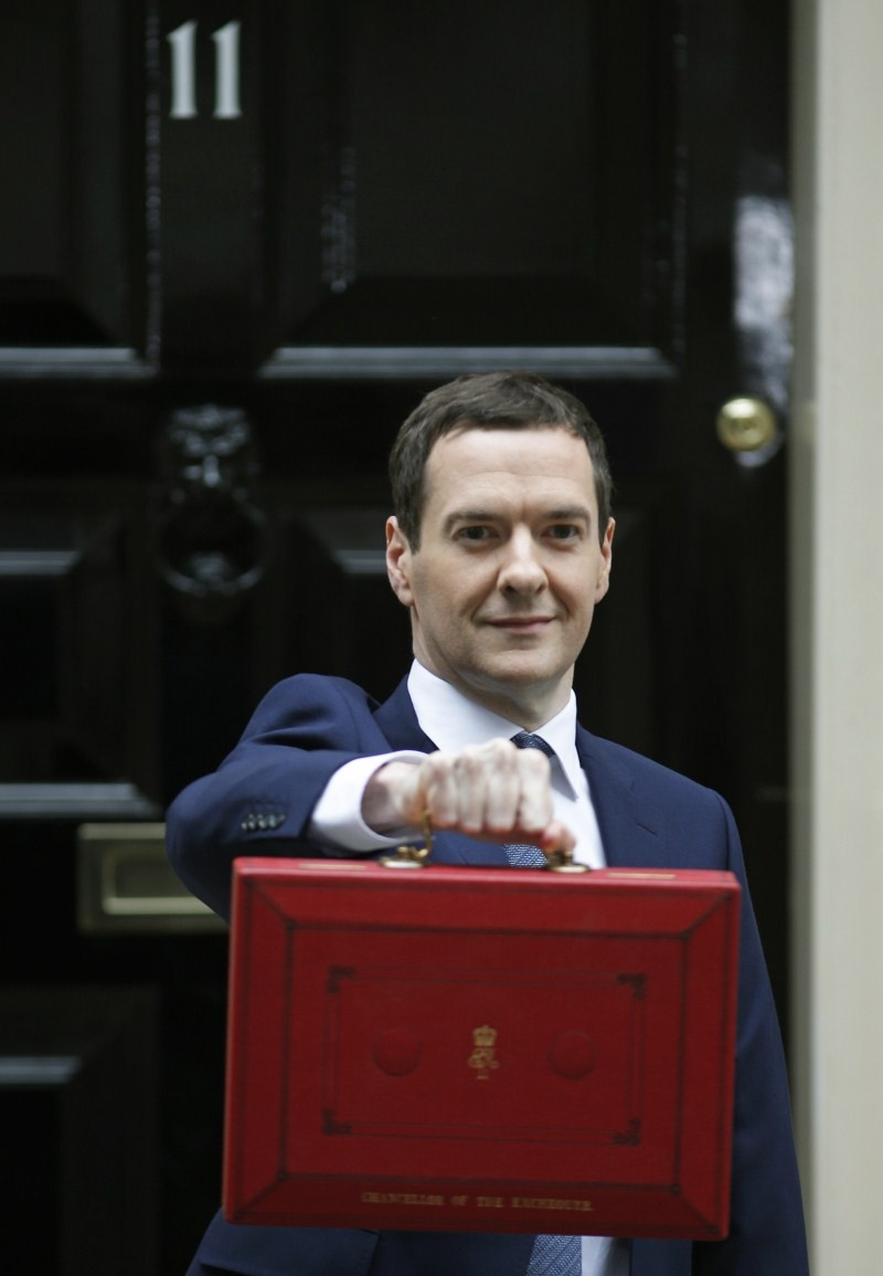 Budget 2015,Britain's Chancellor George Osborne,George Osborne,pre-election Package,budget case,george osborne's budget 2015
