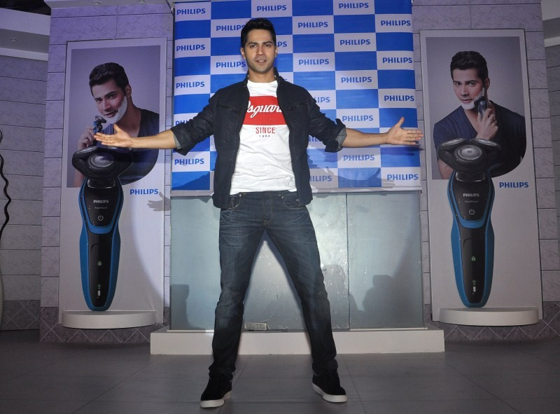 Varun Dhawan,Philips India announces Varun Dhawan as its brand ambassador,Varun Dhawan as Philips India brand ambassador,Philips India brand ambassador,actor Varun Dhawan,Varun Dhawan latest pics,Varun Dhawan latest images,Varun Dhawan latest photos,Varun