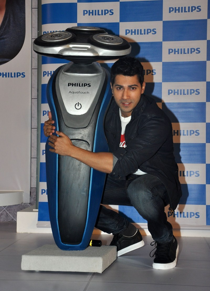 Varun Dhawan,Philips India announces Varun Dhawan as its brand ambassador,Varun Dhawan as Philips India brand ambassador,Philips India brand ambassador,actor Varun Dhawan,Varun Dhawan latest pics,Varun Dhawan latest images,Varun Dhawan latest photos,Varun