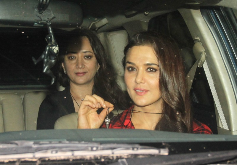Preity Zinta,actress Preity Zinta,Preity Zinta at Bajrangi Bhaijaan Special Screening,Bajrangi Bhaijaan Special Screening,Bajrangi Bhaijaan,Bajrangi Bhaijaan Special Screening pics,Bajrangi Bhaijaan Special Screening images,Bajrangi Bhaijaan Special Scree