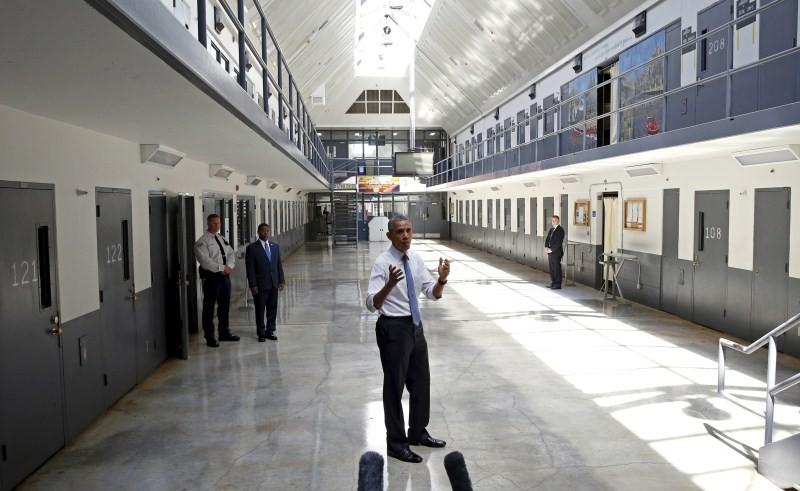 Barack Obama,President Barack Obama,Obama Visits Prison,Obama,Barack Obama becomes first president to visit US prison,Barack Obama visit US prison,Barack Obama latest pics,Barack Obama latest images,Barack Obama latest photos,Barack Obama latest stills,Ba
