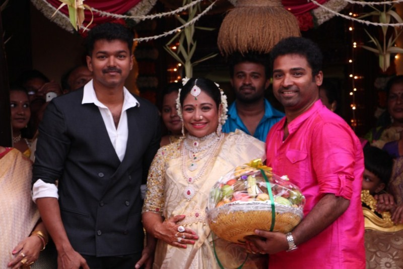 Shobi - Lalitha Shobi Baby Shower Function,Lalitha Shobi Baby Shower Function,Shobi - Lalitha Shobi,Baby Shower Function,vijay,Ilayathalapathy Vijay,actor Vijay,jyothika,Baby Shower Function pics,Baby Shower Function images,Baby Shower Function photos,Bab