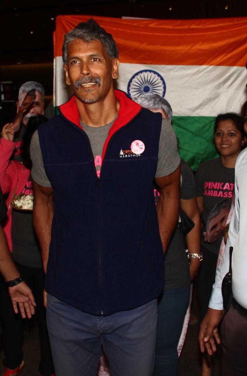 Iron Man Milind Soman Returns to India,Iron Man Milind Soman Returns,Milind Soman,Milind Soman pics,Milind Soman images,Milind Soman photos,Milind Soman stills,Milind Soman pictures