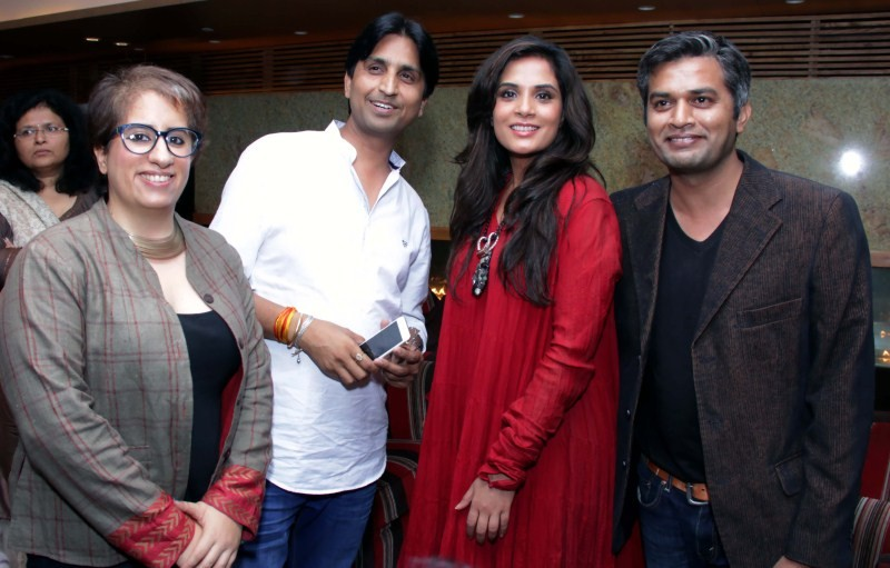Arvind Kejriwal,AAP Team,Masaan impresses Arvind Kejriwal and AAP team at Special Screening,Masaan Special Screening,Arvind Kejriwal and AAP team,Masaan Movie,Bollywood Movie Masaan,Masaan Special Screening Pics,Masaan Special Screening images,Masaan Spec