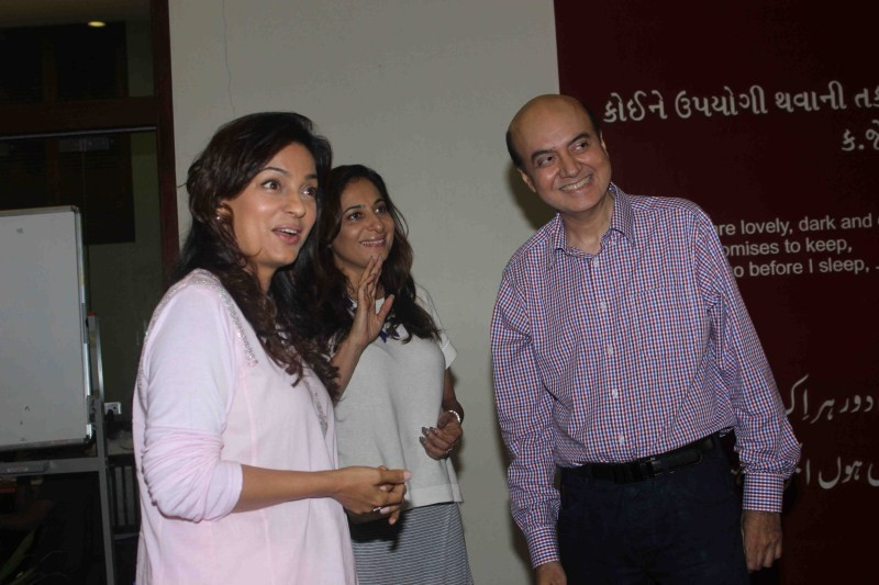Juhi Chawla at launch of Sept-Opus,Juhi Chawla,Sept-Opus,actress Juhi Chawla,Juhi Chawla latest pics,Juhi Chawla latest images,Juhi Chawla latest photos,Juhi Chawla latest stills,Juhi Chawla latest pictures,Sept Opus book