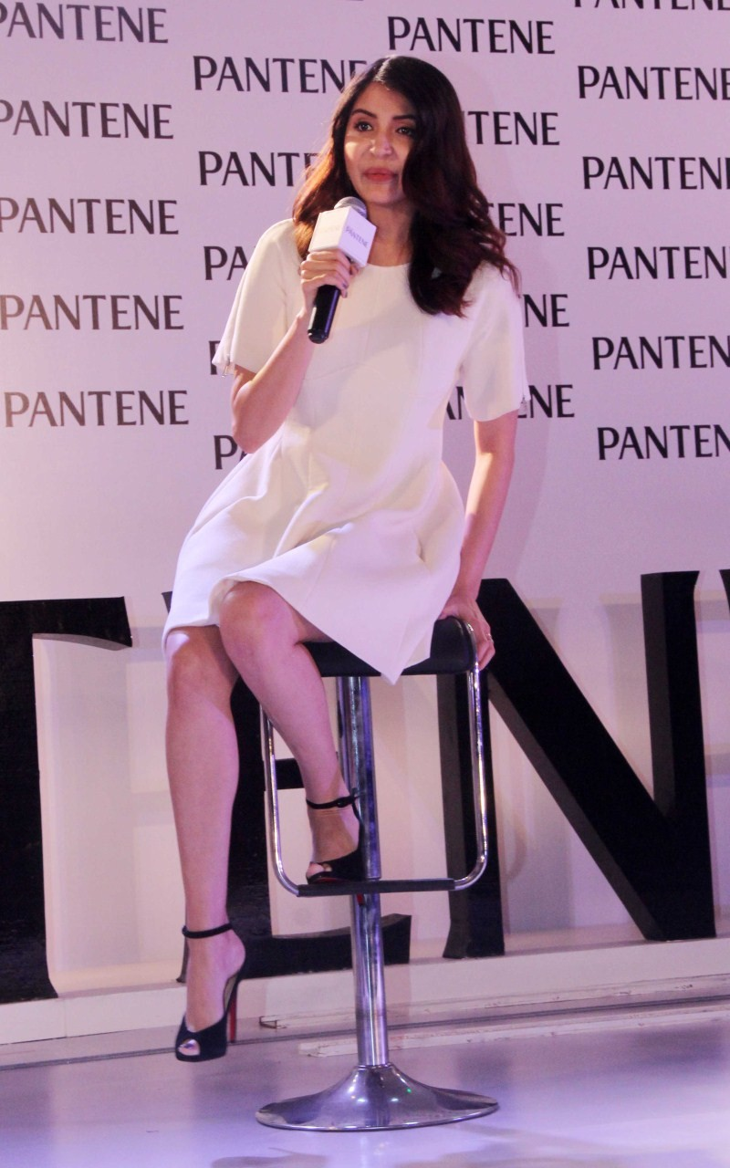 Anushka Sharma launches Best Ever Pantene,Anushka Sharma,Best Ever Pantene,Actress Anushka Sharma,Anushka Sharma latest pics,Anushka Sharma latest images,Anushka Sharma latest photos,Anushka Sharma latest stills,Anushka Sharma latest pictures