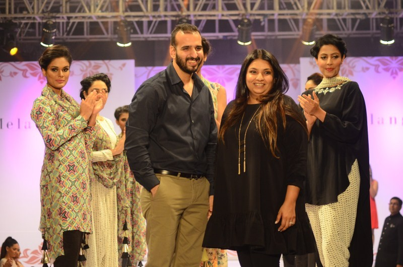 Sahiba unveils the latest Muse collection,Muse collection,Sahiba latest Muse collection,Sahiba,fashion,fashion event,Sabby Saluja,Rajdeep Ranawat