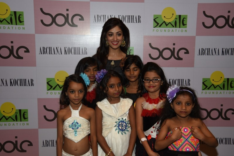 Yami Gautam,Lauren,Mandana,Yami Gautam,Lauren,Mandana and many more celebs dazzled the stage for SOIE with Archana Kochhar,SOIE with Archana Kochhar,Amrit Sethia,Shibani Roshni,Claudia,Bhagyashree,Sagarika