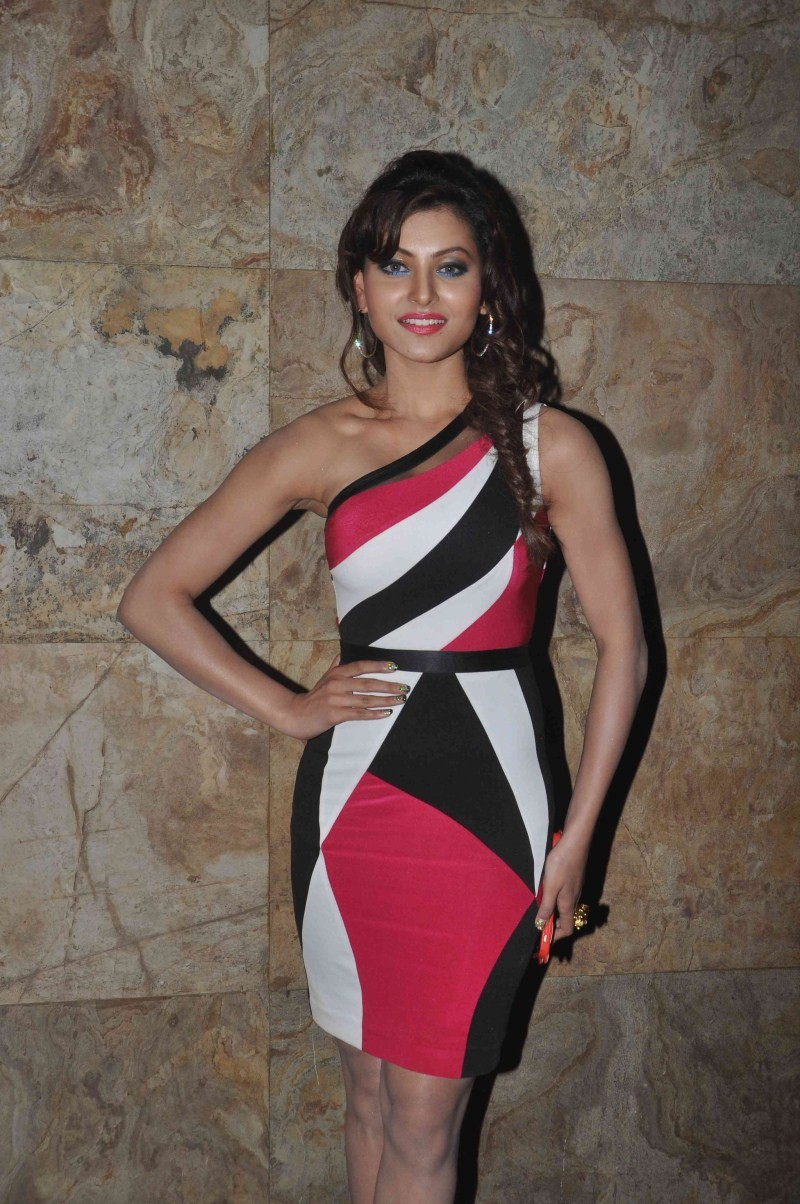 Urvashi Rautela,actress Urvashi Rautela,Urvashi Rautela Latest Pictures,Urvashi Rautela Latest images,Urvashi Rautela Latest stills,Urvashi Rautela Latest photos,Urvashi Rautela Latest gallery,Urvashi Rautela at Bangistan Special Screening,Bangistan Speci