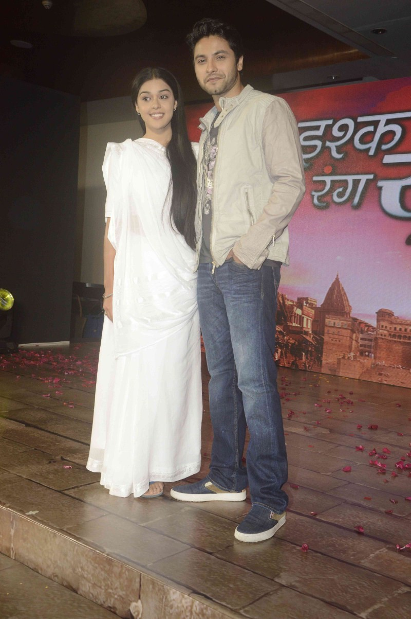 Ishq Ka Rang Safed,Television Serial Ishq Ka Rang Safed Press Meet,Television Serial Ishq Ka Rang Safed,Ishq Ka Rang Safed Press Conference,Press Conference