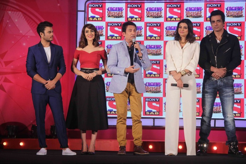 SAB TV,SAB TV Launches Reality show Comedy Superstar,Comedy Superstar,Reality show,SAB TV Launches New Reality show,SAB TV's New Reality show