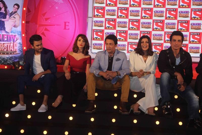 SAB TV,SAB TV Launches Reality show Comedy Superstar,Comedy Superstar,Reality show,SAB TV Launches New Reality show,SAB TV's New Reality show