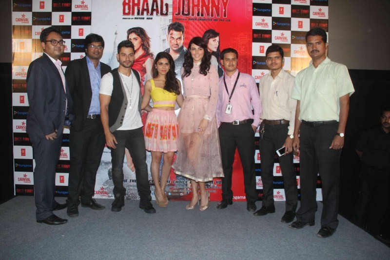 Bhaag Johny,Bhaag Johny Trailer Launch,Bhaag Johny Trailer,bollywood movie Bhaag Johny,Zoa Morani,Kunal Khemu,Mandana Karimi,Bhaag Johny Trailer Launch pics,Bhaag Johny Trailer Launch images,Bhaag Johny Trailer Launch photos,Bhaag Johny Trailer Launch sti