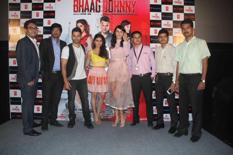 Bhaag Johny,Bhaag Johny Trailer Launch,Bhaag Johny Trailer,bollywood movie Bhaag Johny,Zoa Morani,Kunal Khemu,Mandana Karimi,Bhaag Johny Trailer Launch pics,Bhaag Johny Trailer Launch images,Bhaag Johny Trailer Launch photos,Bhaag Johny Trailer Launch sti