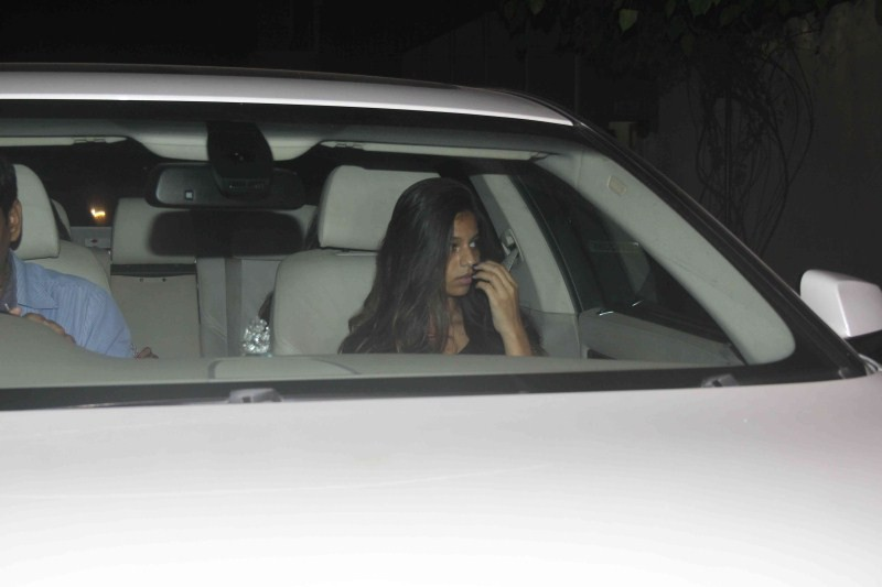 Shahrukh Khan,Shahrukh Khan's daughter,Shahrukh Khan's daughter Suhana Khan,Suhana Khan at Brothers Special Screening,Suhana Khan,Brothers Special Screening,Brothers,Suhana Khan pics,Suhana Khan images,Suhana Khan photos,Suhana Khan stills,Suhan