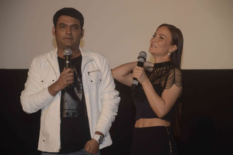 Elli Avram,Elli Avram at Kis Kis Se Pyar Karu Trailer Launch,Kis Kis Se Pyar Karu Trailer Launch,Kis Kis Se Pyar Karu,Kis Kis Se Pyar Karu Trailer,actress Elli Avram,Elli Avram latest pics,Elli Avram latest images,Elli Avram latest photos,Elli Avram lates