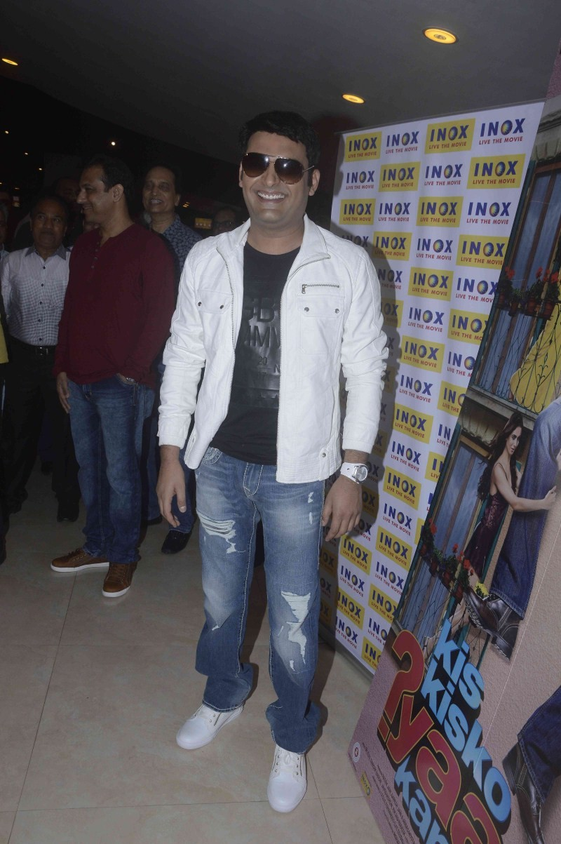 Kapil Sharma,actor Kapil Sharma,Kapil Sharma Latest Images,Kapil Sharma Latest pics,Kapil Sharma Latest stills,Kapil Sharma Latest pictures,Kis Kis Se Pyar Karu Trailer Launch,Kis Kis Se Pyar Karu Trailer,Kis Kis Se Pyar Karu