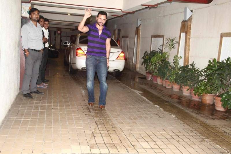 Saif Ali Khan,Celebs at Saif Ali Khan Birthday Celebration,Saif Ali Khan Birthday Celebration,Saif Ali Khan Birthday party,Saif Ali Khan Birthday Celebration pics,Saif Ali Khan Birthday Celebration images,Saif Ali Khan Birthday Celebration photos,Saif Ali