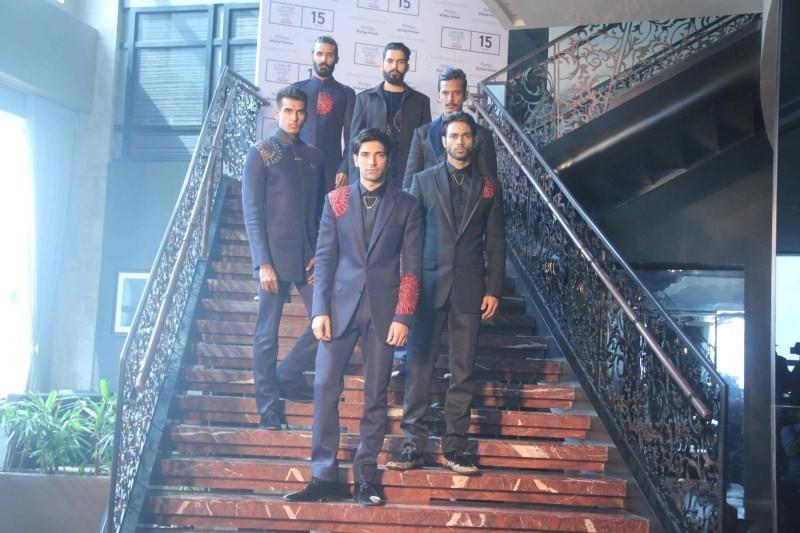 Manish Malhotra,Manish Malhotra Lakme Festive 2015,Manish Malhotra Lakme Festive,Lakme Festive 2015,Lakme Festive,Palladium Hotel,Manish Malhotra's menswear show