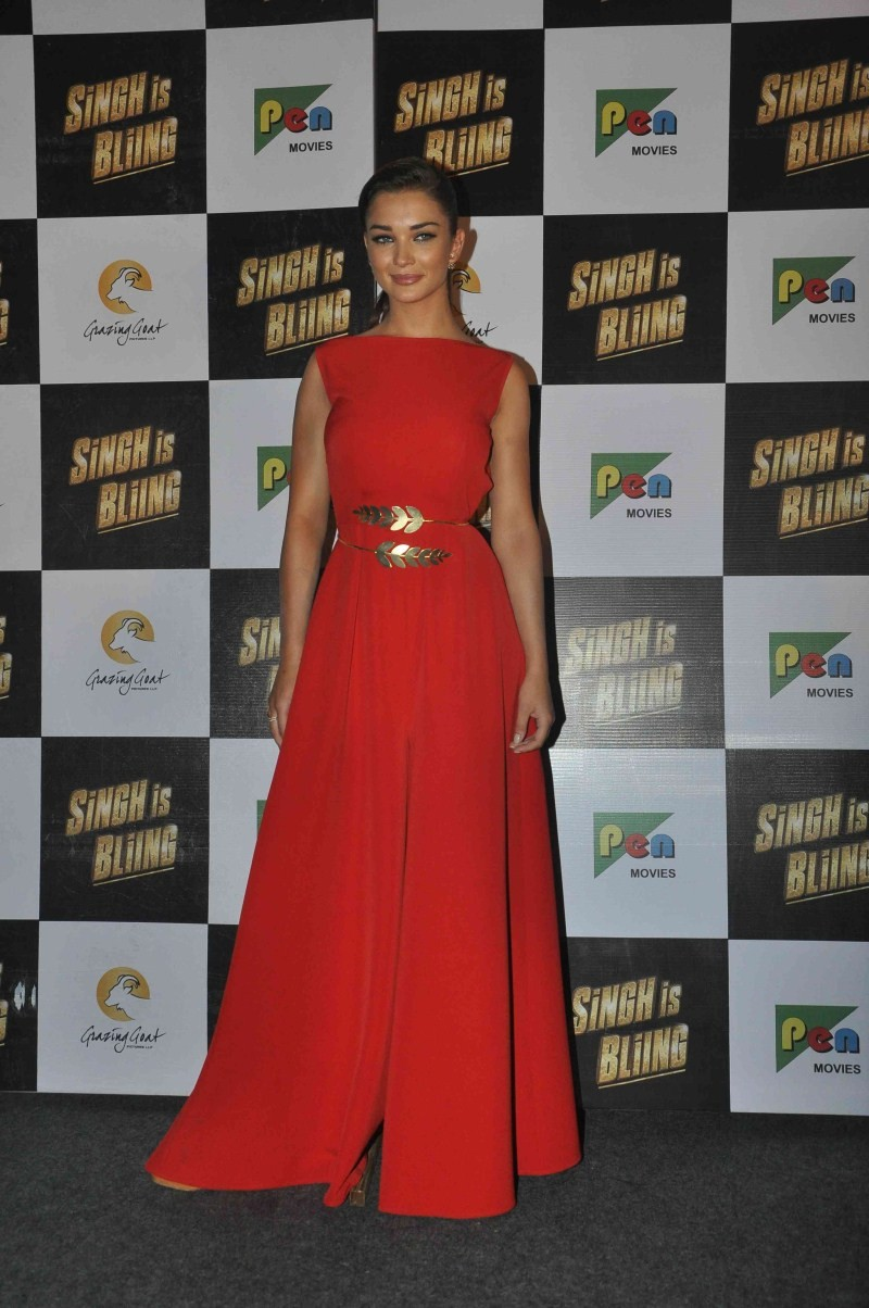 Amy Jackson,Singh Is Bling Trailer Launch,Singh Is Bling,Amy Jackson at Singh Is Bling Trailer Launch,Amy Jackson latest pics,Amy Jackson latest images,Amy Jackson latest photos,Amy Jackson latest stills,Amy Jackson latest pictures,Amy Jackson latest gall