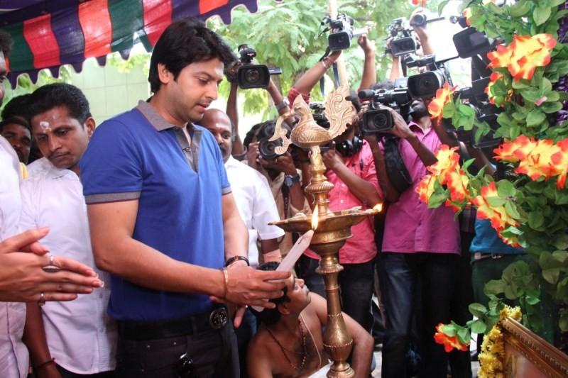 Sowkarpettai Movie Launch,tamil movie Sowkarpettai Movie Launch,Srikanth,Sowkarpettai,Lakshmi Rai,Raai Laxmi,Powerstar Srinivasan,tamil event