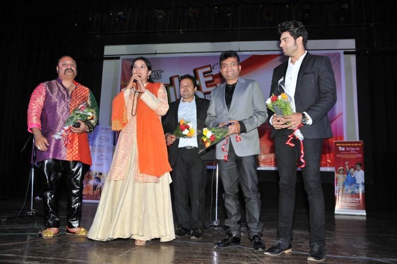 Megh Malhar 2015,Megh Malhar,Celebs at Megh Malhar 2015,Megh Malhar 2015 pics,Aneel Murarka,Kavita Seth,Ravindra Jain,Leslie Lewis,Roop Kumar Rathod,Sonali Rathod,Vipul Roy