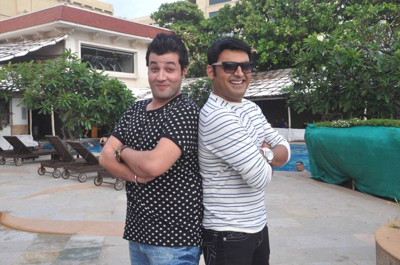 Kapil Sharma,Kis Kisko Pyaar Karoon Movie Promotion,Kis Kisko Pyaar Karoon,Kis Kisko Pyaar Karoon movie promotion pics,Kis Kisko Pyaar Karoon movie promotion images,Kis Kisko Pyaar Karoon movie promotion photos,Kis Kisko Pyaar Karoon movie promotion still