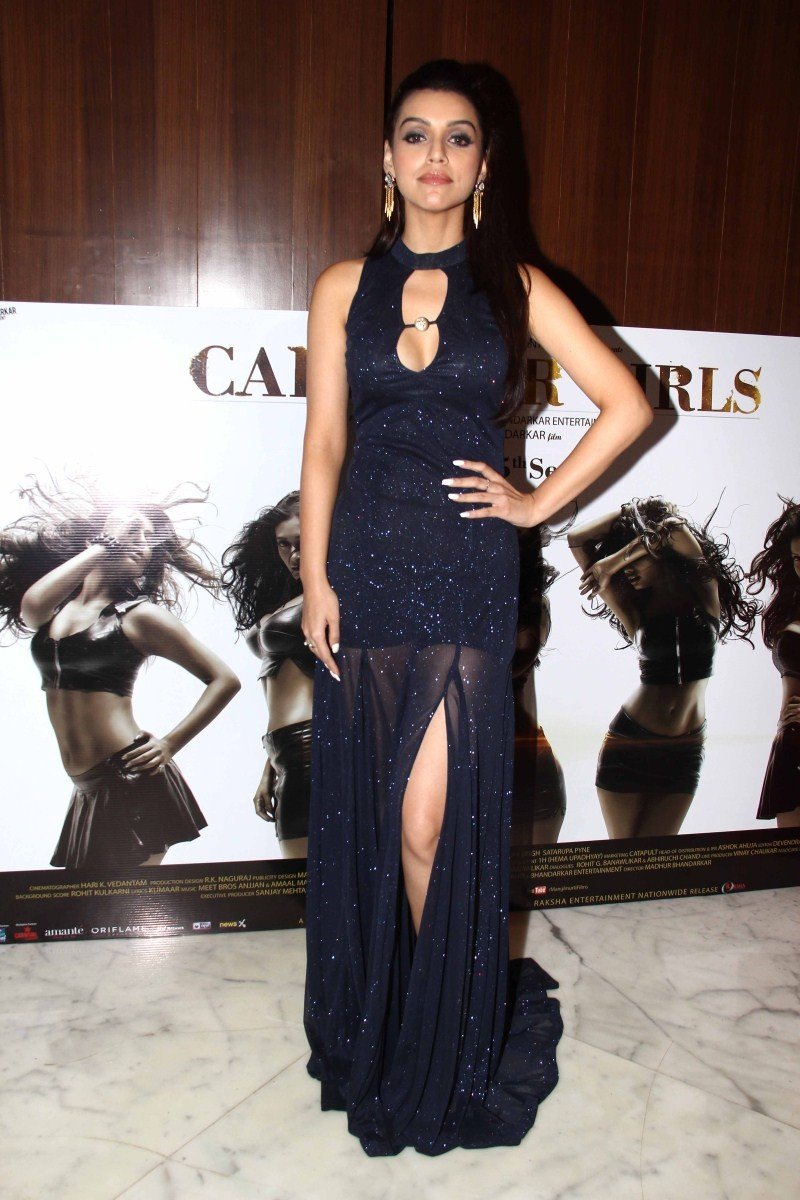 Calendar Girls,Martini Queen,Bollywood movie Calendar Girls,Calendar Girls grace the launch of Martini Queen in Mumbai,Martini Queen in Mumbai,Martini Queen launch in Mumbai